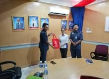 Persijilan EKSA Di Akademi Bomba dan Penyelamat Malaysia Wilayah Sabah