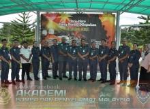 Lawatan EKSA Daripada Bahagian Latihan JBPM Negeri Sarawak