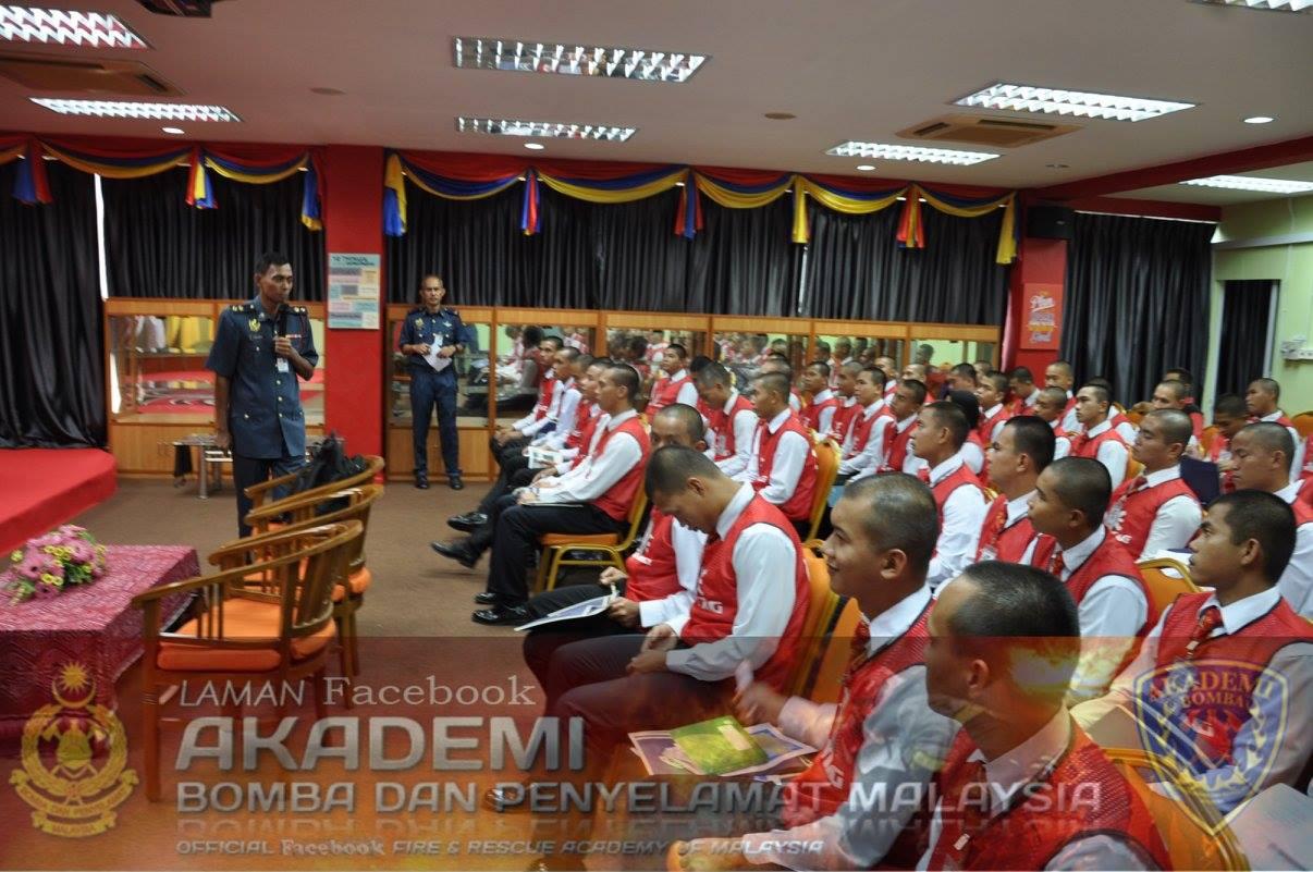 Akademi Bomba Malaysia Sarawak Program Transformasi Minda