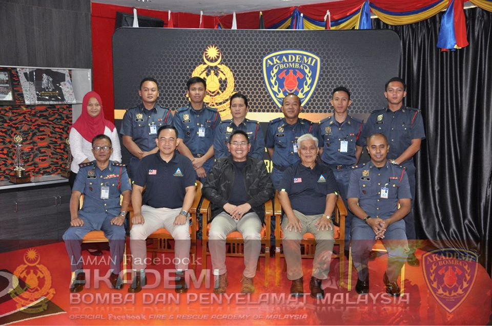 LAWATAN FIRE PREVENTION COUNCIL MALAYSIA(FIPCOM)