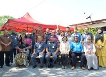 Majlis Penyerahan Projek Baikpulih Rumah melalui Projek Rumah Sejahtera