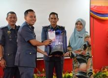 Majlis Perhimpunan Bulanan Suku Tahun Ketiga 2019, Persaraan Pertukaran Pegawai ABPM Wilayah Tengah