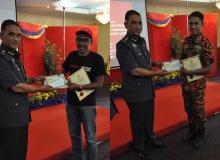 Majlis Penghargaan Hero Abang Bomba ABPM Wilayah Tengah