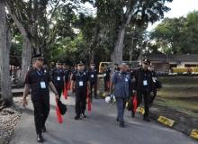 Lawatan daripada Philippine Bureau of Fire Protection ke ABPM Wilayah Tengah