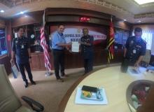 Lawatan daripada Delegasi MARA ke ABPM Wilayah Tengah