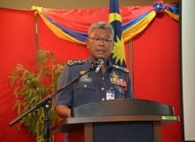 Majlis Perjumpaan Khas YAS Dato' Hj. Soiman bin Jahid, Timbalan Ketua Pengarah (Pembangunan) JBPM