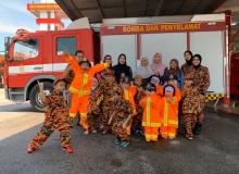 Lawatan Sambil Belajar daripada Murid-murid Tadika Anakku Adiwarna Tanjung Malim