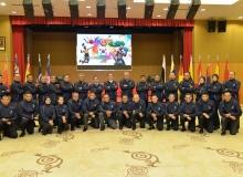 Majlis Penyerahan Bendera JBPM ke World Fire Fighter Games