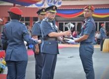 Majlis Tamat Latihan Kursus Diploma Sains Kebombaan (KDSK) Gred KB29 Siri 1/2018