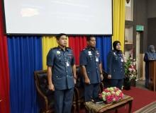 Majlis Perhimpunan Bulanan Bil.5/2019 ABPM Wilayah Utara