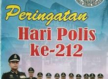ABPM Wilayah Utara memenuhi jemputan menghadiri Majlis Peringatan Hari Polis Ke-212 di Perkarangan IPD Batu Gajah, Perak.