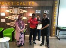 Kursus ERT Kolej Profesional MARA(KPM) Seri Iskandar di Akademi Bomba Wilayah Utara.