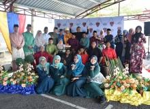 Majlis Jamuan Hari Raya AidilFitri Akademi Bomba Wilayah Utara